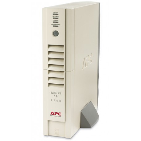 APC BackUPS RS 1200VA Tower/Rack UPS Refurbished (BR1200, BX1200, XS1200)