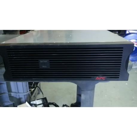 APC Extended Runtime Battery Cabinet SUA Series 48V Rackmount 3U Refurbished (SUA48RMXLBP3U)