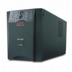 APC SmartUPS 750VA Rackmount 2U UPS with USB. Refurbished (SUA750RM2U)