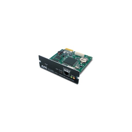 APC AP9617 Web/SNMP Management Card, Refurbished