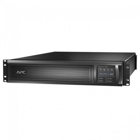 APC SMART-UPS X 2000VA 1980W RM 2U LCD 120V SMX2000RMLV2U-CA