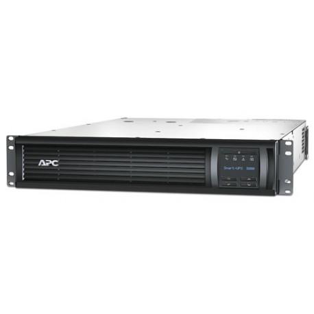 APC SMART-UPS 3000VA 2700W LCD RM 2U 208V (SMT3000RMT2U-CA)