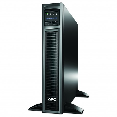 APC Smart-UPS X 750VA Rack/Tower LCD 120V