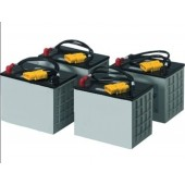 UBC14C-CA Replacement Battery Kit Compatible with APC RBC14 CA Only