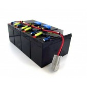 UBC25c-CA Replacement Battery Cartridge Compatible with APC RBC25