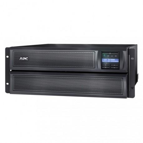 APC SMART-UPS X 2000VA 1800W LCD RM 4U 120V SMX2000LV-CA