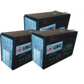 Replacement Batteries URBCTL120903