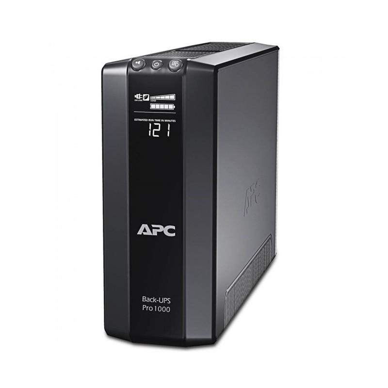 Apc Backups Rs  Xs 1300va Tower Ups Refurbished  Br1300lcd