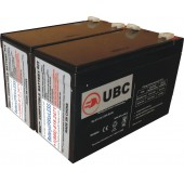 UBC109 Replacement Battery Kit Compatible with APC RBC109
