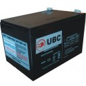 UBC4-CA Replacement Battery Kit Compatible with APC RBC4