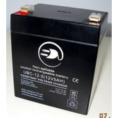 UBC45 Replacement Battery Kit Compatible with APC RBC45