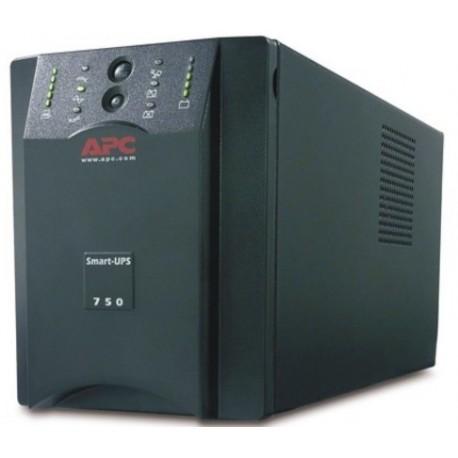 APC SmartUPS 750VA USB Tower UPS. Refurbished (SUA750)