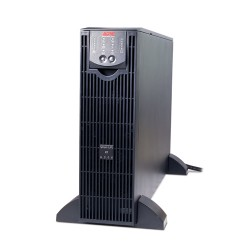 APC 6000VA 6KVA RT Series Double-Conversion Rack/Tower UPS (SURT6000XLT-WB) Without Batteries and faceplate