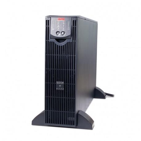 APC 6000VA 6KVA RT Series Double-Conversion Rack/Tower UPS with TMXR. Refurbished (SURT6000XLT)