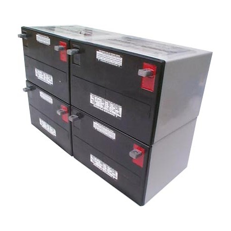 UBC14 Replacement Battery Kit Compatible with APC RBC14