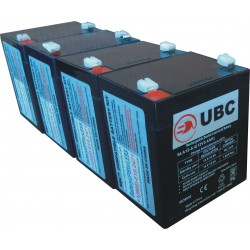 Replacement Battery Kit **NEW** (URBC120504)