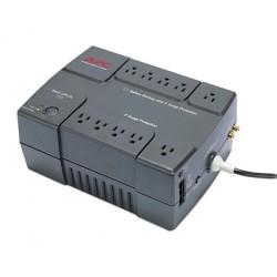 APC BackUPS 650VA UPS with USB, Refurbished (BE650R)