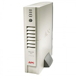 APC BackUPS XS 1500VA Rack/Tower UPS, Refurbished (BX1500, BR1500, XS1500)
