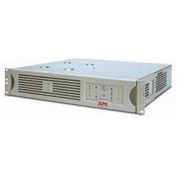 APC SmartUPS 1400VA Rackmount 2U UPS. Refurbished (AS-IS SU1400RM2U)
