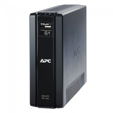 APC BackUPS RS/XS 1500VA Tower UPS Refurbished (BR1500LCD)