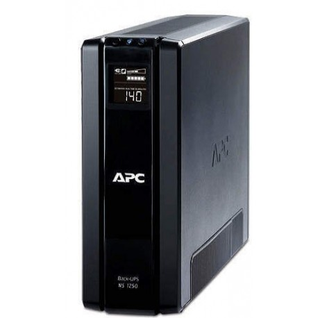APC BackUPS BN 1250VA Tower UPS. Refurbished (BN1250G-WB)