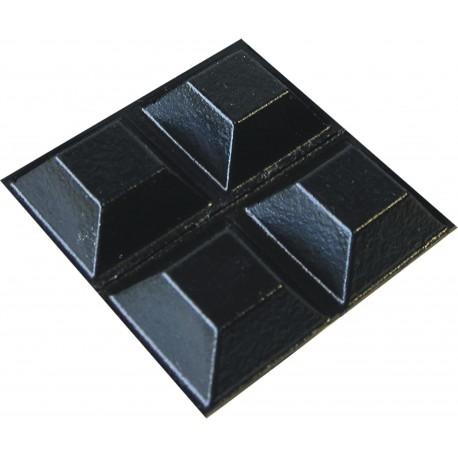 Rubber Feet for Electronics (RFFE4)