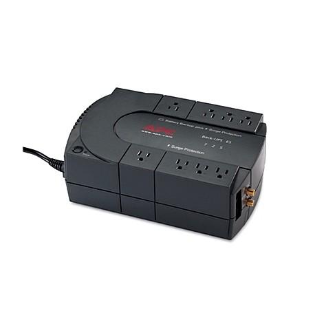 APC BackUPS 725VA UPS with USB, Refurbished (BE725BB)
