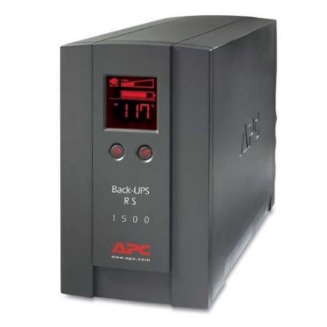 APC BackUPS RS 1500VA LCD Tower UPS Refurbished (BR1500LCD)