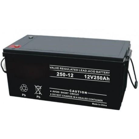 12V 250AH SLA AGM Battery