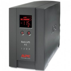 APC BACK-UPS XS 1300VA 780W BX1300LCD - REFURBISHED US