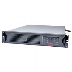 APC SMART-UPS 3000VA RM 2U 208V SUA3000RMT2U-US - REFURBISHED US Only