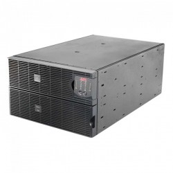 APC SMART-UPS ON-LINE RT 10,000VA 8000W RM 6U SURT10000RMXLT6U-US - REFURBISHED