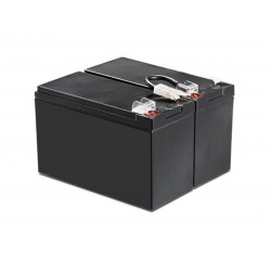 UBC109C-US Replacement Battery Kit Compatible with APC RBC109