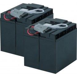 UBC11C-US Replacement Battery Kit Compatible with APC RBC11