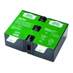 UBC124C-US Replacement batteries Cartridge for APCRBC124