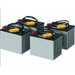 UBC14C-US Replacement Battery Kit Compatible with APC RBC14 US Only