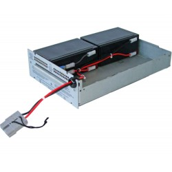UBC22 Replacement Battery Kit Compatible with APC RBC22