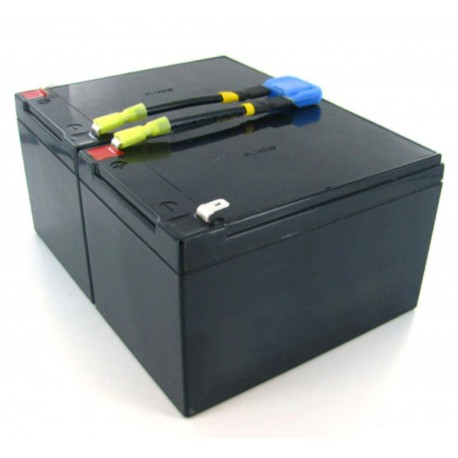 UBC6c-CA Replacement Battery Cartridge Compatible with APC RBC6