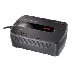 APC BACK-UPS 650VA 390W 120V BE650G1-US