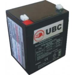 UBC29 Replacement Batteries compatible with APC-RBC29