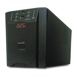 APC SmartUPS 1500VA USB Tower UPS, Refurbished (SUA1500-US) US Only