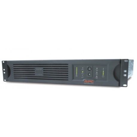 APC SmartUPS 1000VA USB Rackmount 2U UPS, Refurbished (SUA1000RM2U)