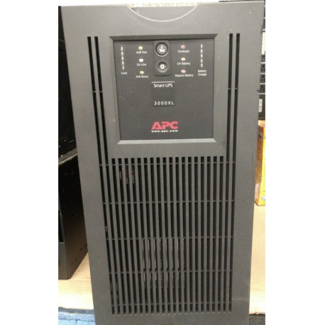 APC SmartUPS 3000VA Extended Length Runtime Convertible Tower/Rack UPS Refurbished (SUA3000XL)