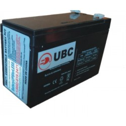 UBC17 Replacement Battery Kit Compatible with APC RBC17 US Only