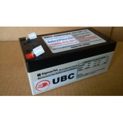 UBC35-US Replacement Battery Kit Compatible with APC RBC35