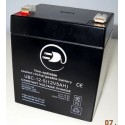 UBC45 Replacement Battery Kit Compatible with APC RBC45 US Only