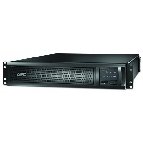 APC Smart-UPS X 2000VA Rack/Tower LCD 100-127V US Only