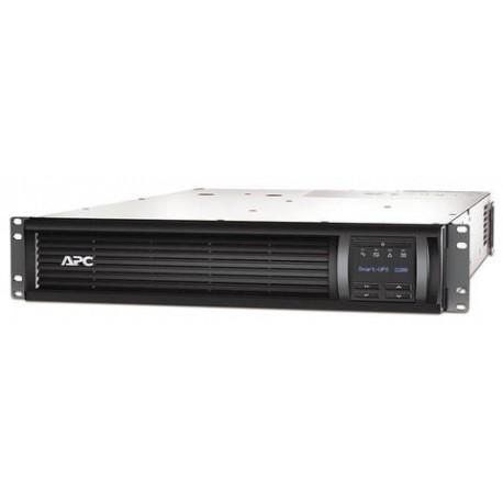 SMT2200RM2U APC Smart-UPS 2200VA RM 2U LCD 120V Refurbished without batteries