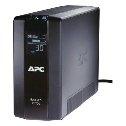 APC BackUPS Pro 700VA USB UPS, Refurbished (BR700G-US) US only